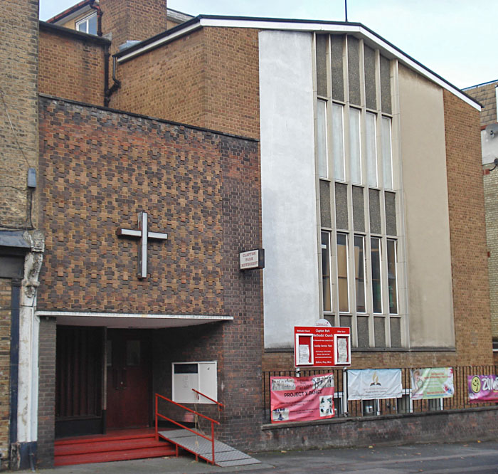 Clapton Park Methodist Church
