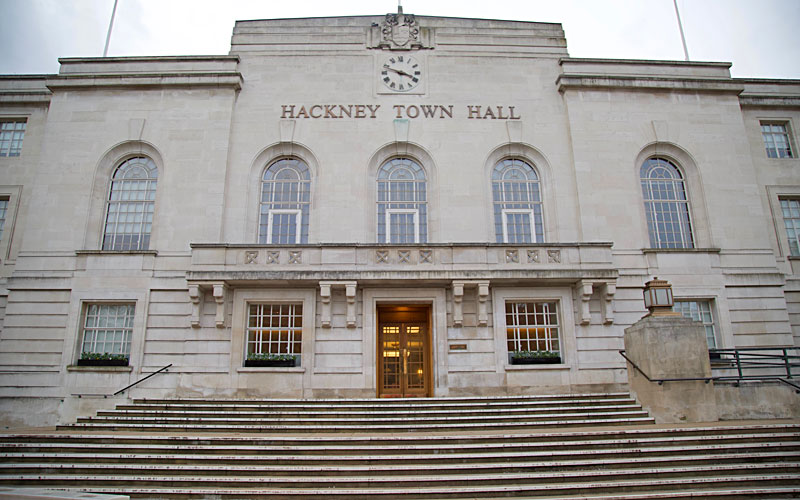 Hackney Town Hall
