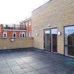 Stoke Newington High Street church terrace